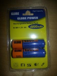 Batterie Fake